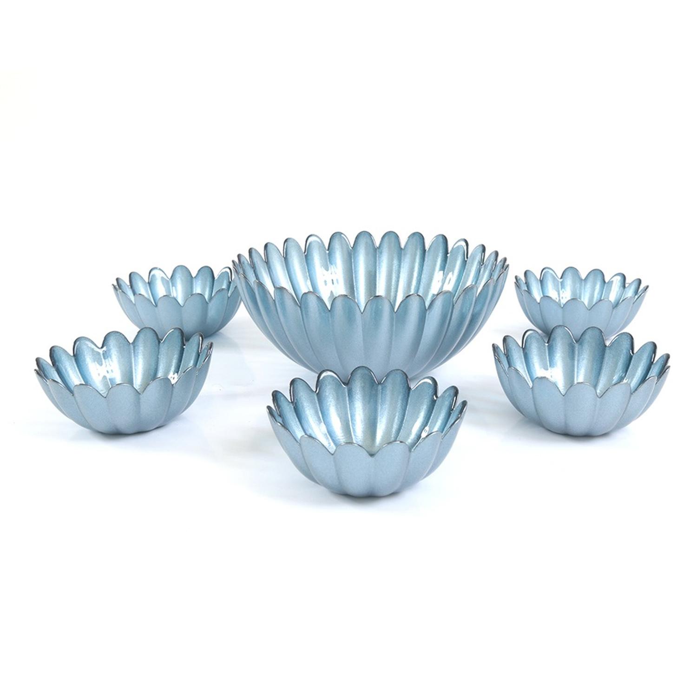 Sigma 7 Parça Komposto Seti Mavi